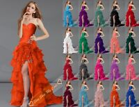New Gorgeous Ball Gown Prom Long Dress Evening Formal Party Dresses 6-26 NEW