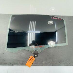 00-06 Mercedes-Benz W220 S430 S500 Driver Rear Door Window Glass OEM