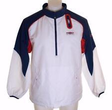 "Bnwt Men's Umbro Pro Training Tracksuit Top Hooded Jacket Medium 38""-40"""