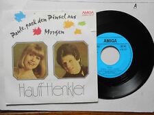 Schallplatte  ST45 Vinyl. Hauff Henkler