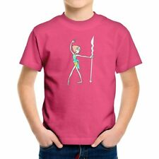 Steven Universe Pearl Crystal Gems SU Kids Boys Youth Tee T-Shirt Short Sleeve