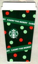 STARBUCKS Holiday Coffee Cup 2020 Die-Cut Gift Card ( $0 )  1/3