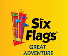 SIX FLAGS GREAT ADVENTURE TICKETS $31.99  A PROMO DISCOUNT TOOL