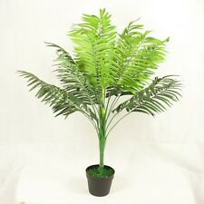100 cm Artificial Palm Plant Exotic Decor for Home & Office