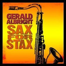 Gerald Albright - Sax for Stax [New CD]