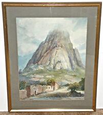 Edgardo Coghlan Mexican Artist Landscape