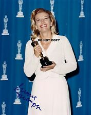 EMMA THOMPSON 8X10 AUTHENTIC IN PERSON SIGNED AUTOGRAPH REPRINT PHOTO RP