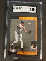 1996 Upper Deck SP #135 Derek Jeter RC SGC 10 POP 2 Rare PSA 10 BGS 10 Rookie