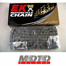Motorcycle chain ek Step 520 SRO 60 O-Ring Mesh Net Prices for workshops prom