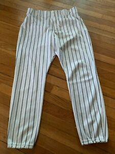2006 PHIL GARNER HOUSTON ASTROS MAJESTIC GAME USED PANTS BBC