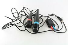Sony PlayStation 2 PS2 PS3 PS4 Singstar Controller Microphones Official