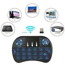 2.4GHz wireless mini QWERTY keyboard & Mouse For Android Smart TV Box / PC