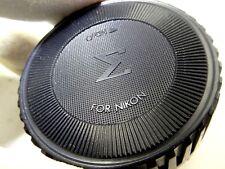 Sigma REAR Lens Cap For Nikon Ai, AI-S 28mm manual focus  -  Free Shipping USA