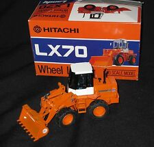 Z219 LANDY HITACHI WHEEL LOADER LX70 CHARGEUR A ROUES ENGIN TP NB