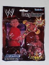 WWE ' SMACKDOWN & BATISTA ' INFLATABLE CRAZY BUMPER 50cm
