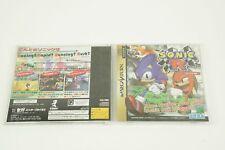 SONIC R SS Sega Saturn Japan USED
