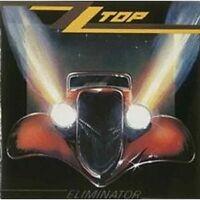 "ZZ TOP ""ELIMINATOR"" CD NEU"