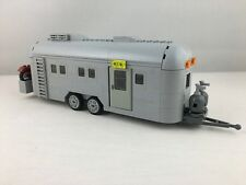 Lego Airstream Trailer Mobile Home Hitch RV Style House kitchen travel Legos
