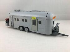 Lego Airstream Trailer Mobile Home Hitch RV Style House kitchen travel Legos