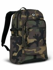 OGIO Alpha Recon Camo #220 Backpack Laptop Sleeve Durable Camouflage