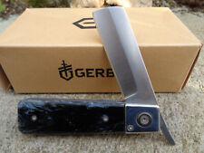 Couteau Gerber Jukebox Marble Lame Acier 7Cr17MoV Manche Acrylique G30001695