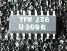 U209b fase Control IC for TACHIMETRO applications, TFK