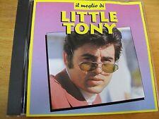 LITTLE TONY IL MEGLIO CD MINT- DUCK RECORD CELENTANO FIDENCO