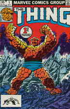 Thing, The #1 VF; Marvel | save on shipping - details inside