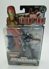Marvel Legends Iron Man Iron Patriot James Rhodes BAF Iron Monger Brand New 2012