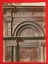 170-ALBUMINA <ITALIA_VERONA> Capilla Pellegrini  S.M. Organo (Dettaglio)19x25cm