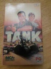 Vintage 1984 betamax Movie Tank