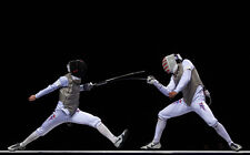Get the edge - A modern guide to Foil Fencing David Stobbs ^ dispatch in 24hrs