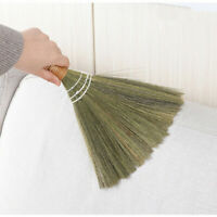 Wood Sweeping Broom Natural Household Brush Traditional  Kitchen Cleaning Tool