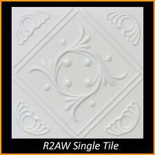 20x20 Styrofoam Glue Up Ceiling Tiles R2AW 274.56 sq ft LOT