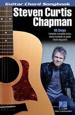 Steven Curtis Chapman Guitar Chord Songbook Lyrics Diagrams 65 Songs Book NEW