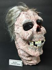 *RARE* Dead Old Woman Grandma Zombie Hitchcock PSYCHO MOM Bates Halloween Mask