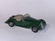 Tomica MORGAN PLUS 8 Green 1/57 Tomy 1977 Diecast Car