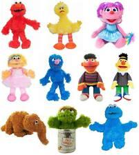 Sesame Street Toys | Sesame Street Plush Soft Toy Elmo Abby Bert Ernie Big Bird