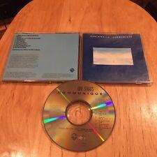 Dire Straits - Communique CD 1st US issue Japan press mark knopfler eric clapton