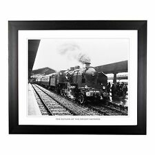 More details for the orient express framed 20x16