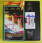 film VHS CODICE D'ONORE T. Cruise J. Nicholson CARTONATA PANORAMA (F39*) no dvd