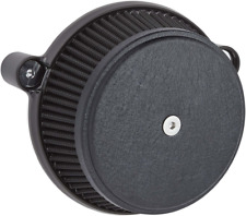 Arlen Ness Black Stage 1 M8 Big Sucker Air Cleaner Kit for 17-19 Harley Touring