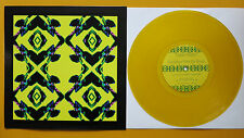 "Yukio Yung ‎– Goodbye Pork Pie Brain   10"" vinyl Maxi  yellow wax"