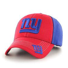 NEW Brand 47 New York Giants NFL Embroidered Logo Adjustable Revolver Hat
