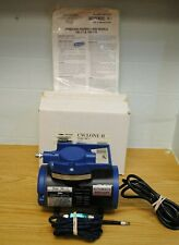 Badger Airbrush Co. Model 180-11 Oiless Diaphragm Compressor - Excellent - W/Box