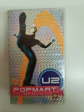 U2 Popmart live from Mexico City - VHS
