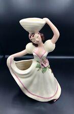 """Heidi Schoop """" Lady"""" Vase"""