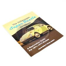 The Volkswagen Super Beetle Handbook: A Restoration Guide for 1971-1974 Models
