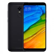 XIAOMI REDMI 5 PLUS 64GB DUAL SIM BLACK NERO GLOBAL 4GB RAM NOBRAND banda 20