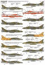 Xtradecal 1/72 Hawker Hunter Two Seaters # 72123